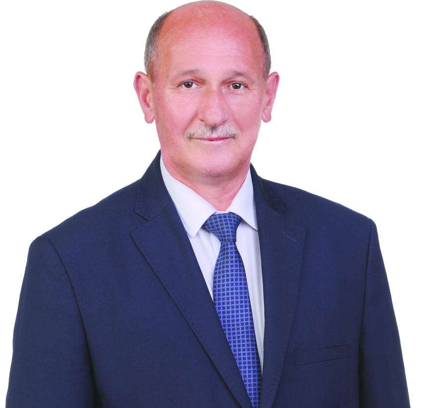 Marek Ciąpała Przewodniczący Rady Powiatu