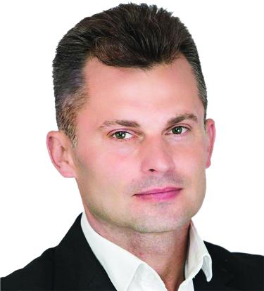Tomasz Marciniak wiceprzewodniczący Rady Powiatu