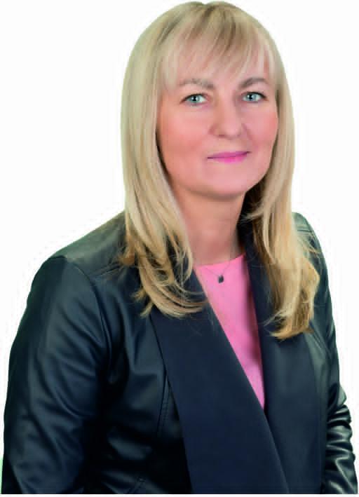 Jolanta Pietrusiak członek Zarządu Powiatu